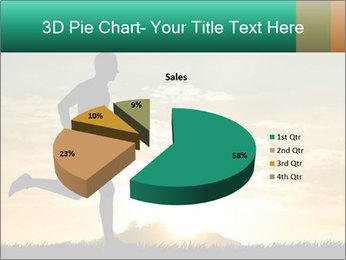 Running man PowerPoint Templates - Slide 35