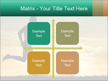 Running man PowerPoint Templates - Slide 37