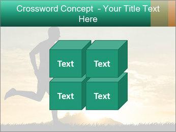 Running man PowerPoint Templates - Slide 39