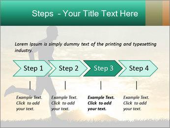 Running man PowerPoint Templates - Slide 4