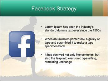 Running man PowerPoint Templates - Slide 6