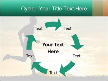Running man PowerPoint Templates - Slide 62