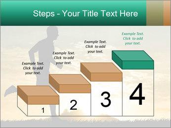 Running man PowerPoint Templates - Slide 64