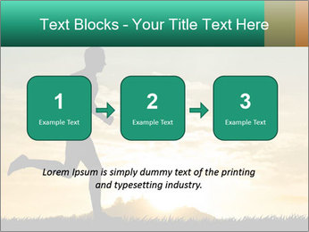 Running man PowerPoint Templates - Slide 71