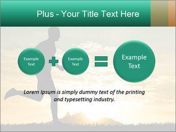 Running man PowerPoint Templates - Slide 75