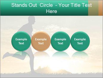 Running man PowerPoint Templates - Slide 76