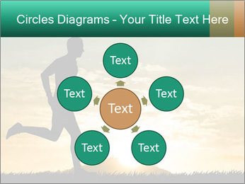 Running man PowerPoint Templates - Slide 78