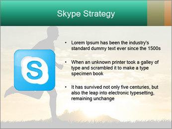 Running man PowerPoint Templates - Slide 8