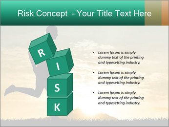 Running man PowerPoint Templates - Slide 81