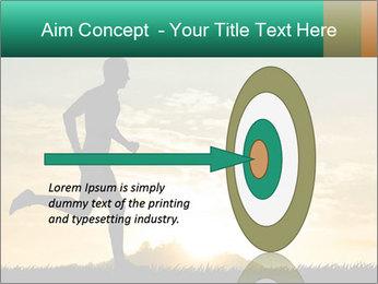Running man PowerPoint Templates - Slide 83