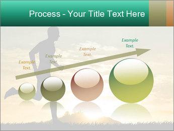 Running man PowerPoint Templates - Slide 87
