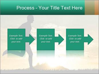 Running man PowerPoint Templates - Slide 88
