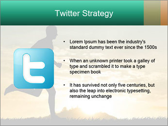 Running man PowerPoint Templates - Slide 9