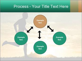 Running man PowerPoint Templates - Slide 91