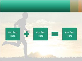 Running man PowerPoint Templates - Slide 95