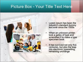 Technician repairing PowerPoint Templates - Slide 20