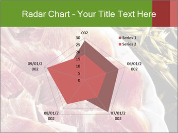 Spanish pata negra ham PowerPoint Templates - Slide 51