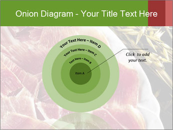 Spanish pata negra ham PowerPoint Templates - Slide 61