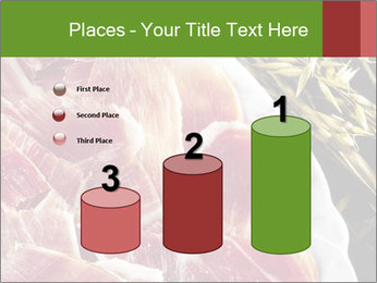 Spanish pata negra ham PowerPoint Templates - Slide 65