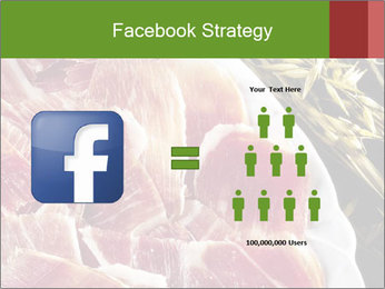 Spanish pata negra ham PowerPoint Templates - Slide 7