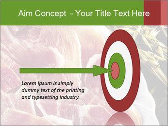 Spanish pata negra ham PowerPoint Template - Slide 83