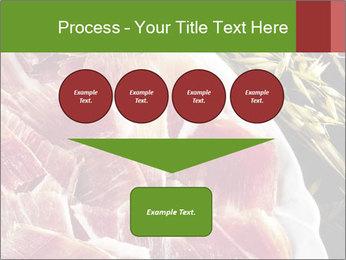 Spanish pata negra ham PowerPoint Template - Slide 93