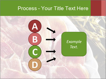 Spanish pata negra ham PowerPoint Templates - Slide 94