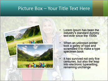 Cheerful senior couple PowerPoint Templates - Slide 20