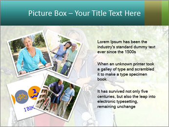 Cheerful senior couple PowerPoint Templates - Slide 23