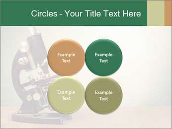 Vintage microscope PowerPoint Template - Slide 38