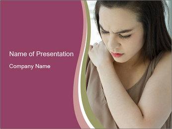 Shoulder pain PowerPoint Templates - Slide 1