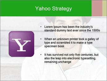Mid adult man PowerPoint Templates - Slide 11