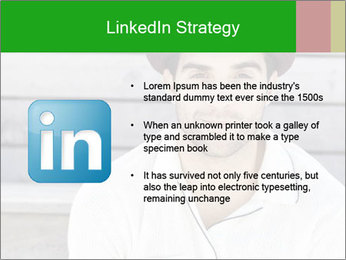 Mid adult man PowerPoint Templates - Slide 12