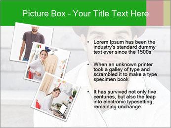 Mid adult man PowerPoint Template - Slide 17