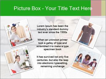 Mid adult man PowerPoint Template - Slide 24