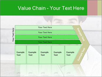 Mid adult man PowerPoint Templates - Slide 27