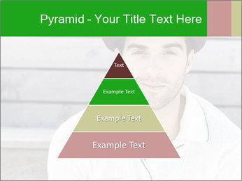 Mid adult man PowerPoint Template - Slide 30