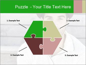 Mid adult man PowerPoint Templates - Slide 40