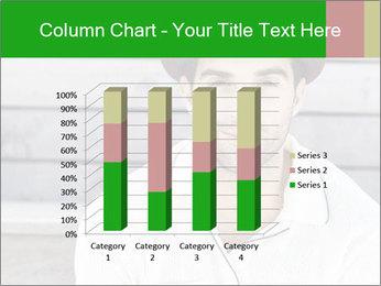 Mid adult man PowerPoint Templates - Slide 50