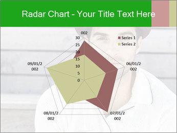 Mid adult man PowerPoint Templates - Slide 51