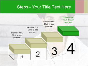 Mid adult man PowerPoint Template - Slide 64