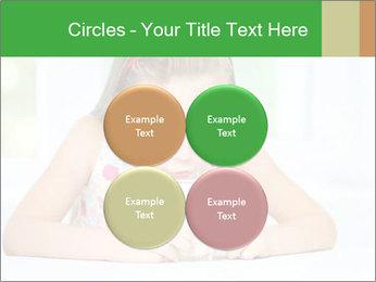 Cute little girl PowerPoint Templates - Slide 38