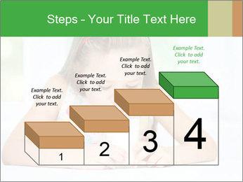 Cute little girl PowerPoint Templates - Slide 64