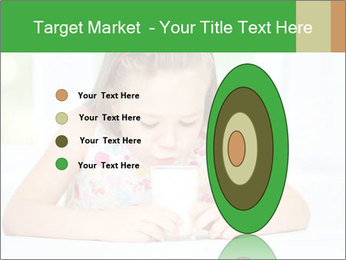 Cute little girl PowerPoint Templates - Slide 84