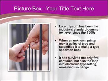 Friendships PowerPoint Templates - Slide 13
