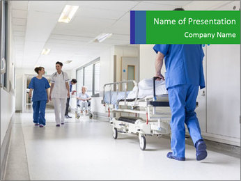 Doctors PowerPoint Template - Slide 1