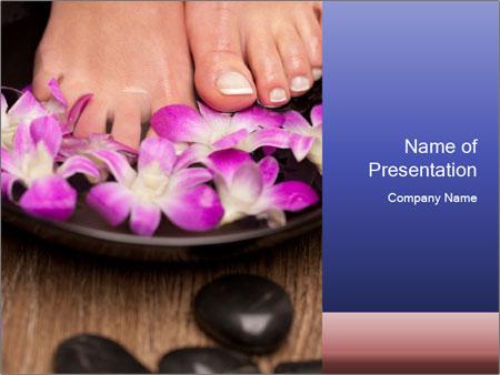 Feet PowerPoint Templates
