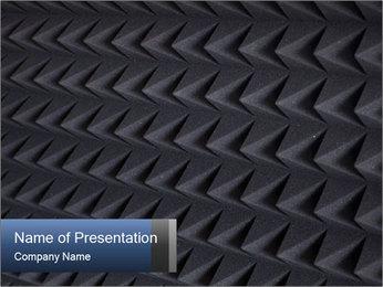Recording studio sound PowerPoint Templates - Slide 1