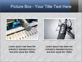 Recording studio sound PowerPoint Templates - Slide 18