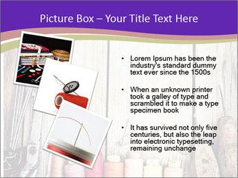 Vintage Background PowerPoint Templates - Slide 17